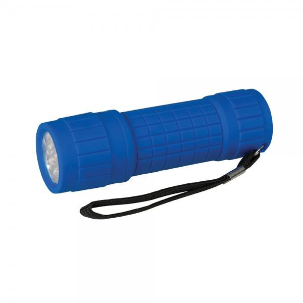 Silverline UV-Schwarzlicht-Taschenlampe 9 LED NEU