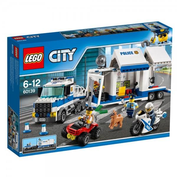 Lego City 60139 mobile Centre Opérationnel neu/&ovp